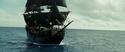 Pearl under Jack Sparrow