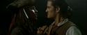 Jack Sparrow and William Turner