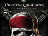 Pirates of the Caribbean: On Stranger Tides (junior novelization)