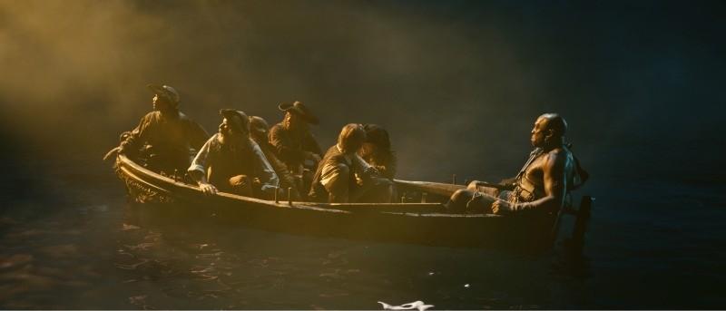 Queen Anne S Revenge Longboat Potc Wiki Fandom Powered By Wikia