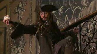 Tale of the Magic Cream Puff-Pirates of the Caribbean 4 bonus feature