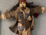 Jack Sparrow Voodoo Doll