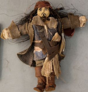 Jack Sparrow Voodoo Doll   PotC Wiki   FANDOM powered by Wikia