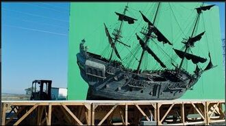 PIRATES of the CARIBBEAN miniature effects