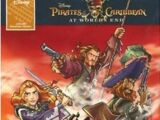Pirates of the Caribbean: At World's End (comic)