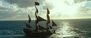 Pearl sailing