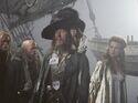 Pintel Barbossa Jack Elizabeth