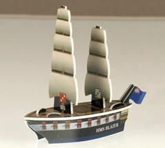 HMSBlazer
