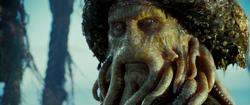 Kraken attacks 18 Davy Jones