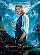 PotC DMTNT Greek Character Poster 04 - Brenton Thwaites