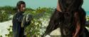 Isla Cruces duel 2