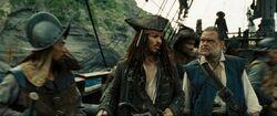 Gibbs Shipwreck