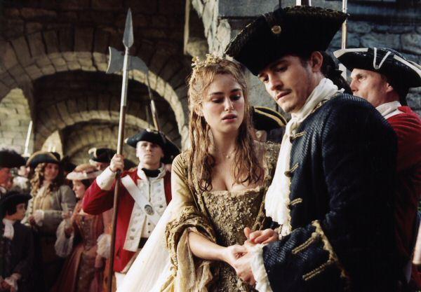 Image - Will and Elizabeth wedding 02.jpg | PotC Wiki | FANDOM ...