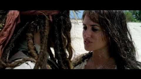 Pirates of the Caribbean On Stranger Tides - Meet Jack & Angelica