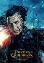 Pirates of the Caribbean Salazar's Revenge (UK) Character Poster 3 - 2 - Javier Bardem