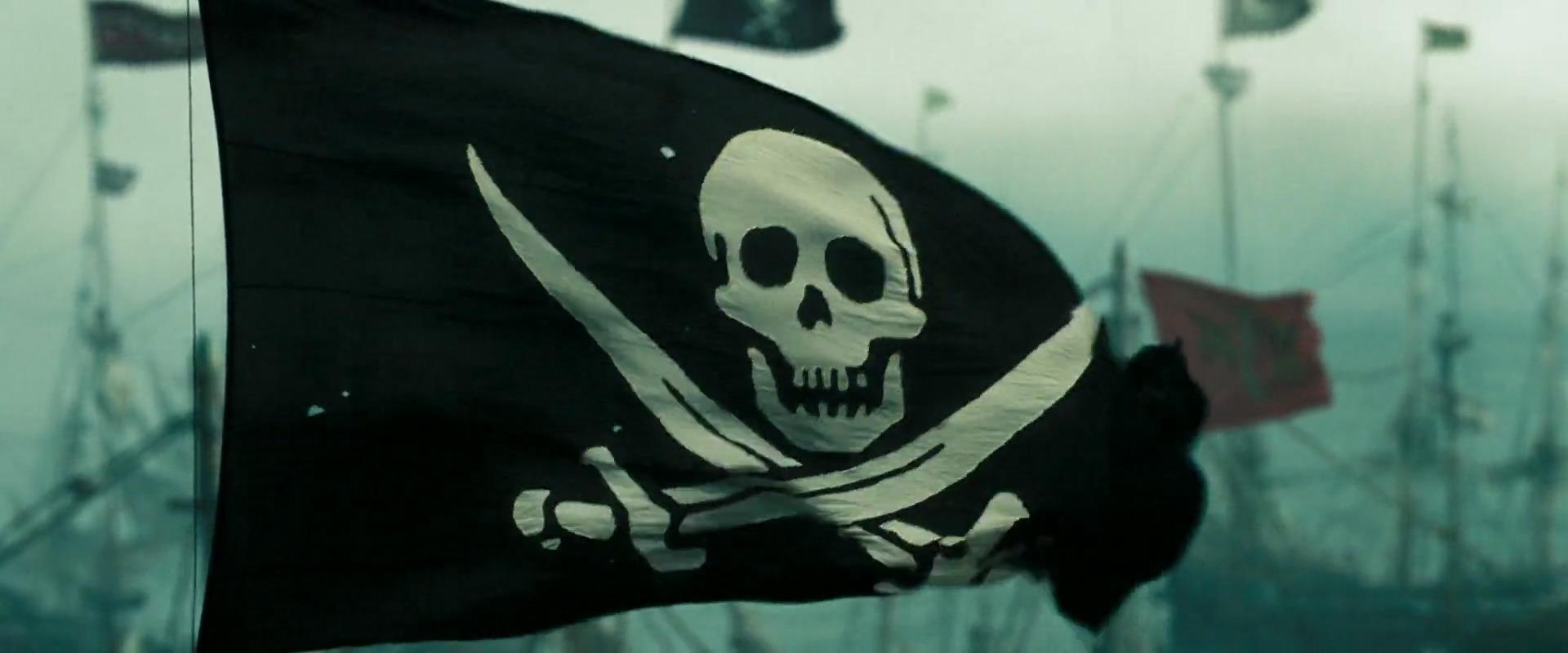 Jolly Roger Flag Potc Wiki Fandom Powered By Wikia
