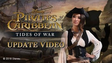 Captain Jack Sparrow's Shade Awaits…