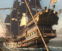 British galleon