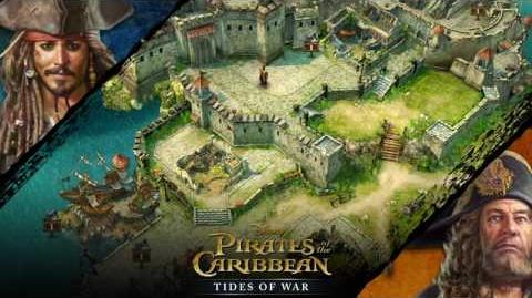 Pirates of the Caribbean Tides of War Pre-Registration