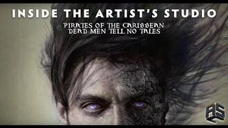 ASC Artist Series Pirates of the Caribbean - Dead Men Tell No Tales
