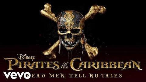 """My Name Is Barbossa (From """"Pirates of the Caribbean Dead Men Tell No Tales"""" Audio Only)"""
