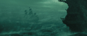 Black Pearl in Water