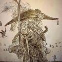 DMTNT Concept art Barbossa & Jack