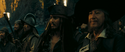 Barbossa and Jack arriving at Shipwrecke Cove