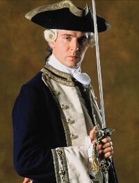 Norrington with Sword
