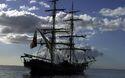 Take to the open seas