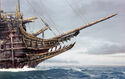 Flying Dutchman bow