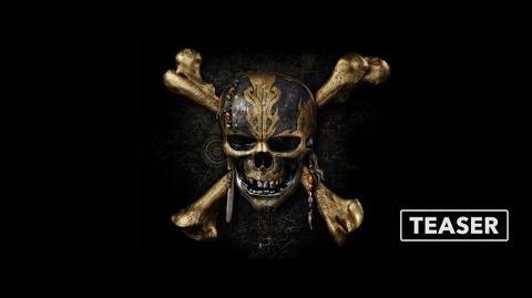 J Fan/Dead Men Tell No Tales Teaser Trailer!