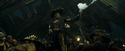 Barbossa keeping order
