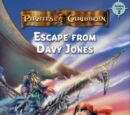 Pirates of the Caribbean: Escape from Davy Jones