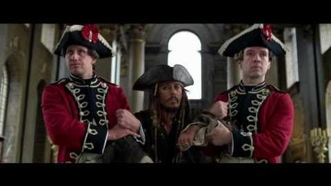 PIRATES OF THE CARIBBEAN - FREMDE GEZEITEN 'Jack Sparrow' HD