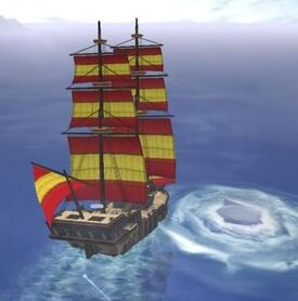 Spanish frigate