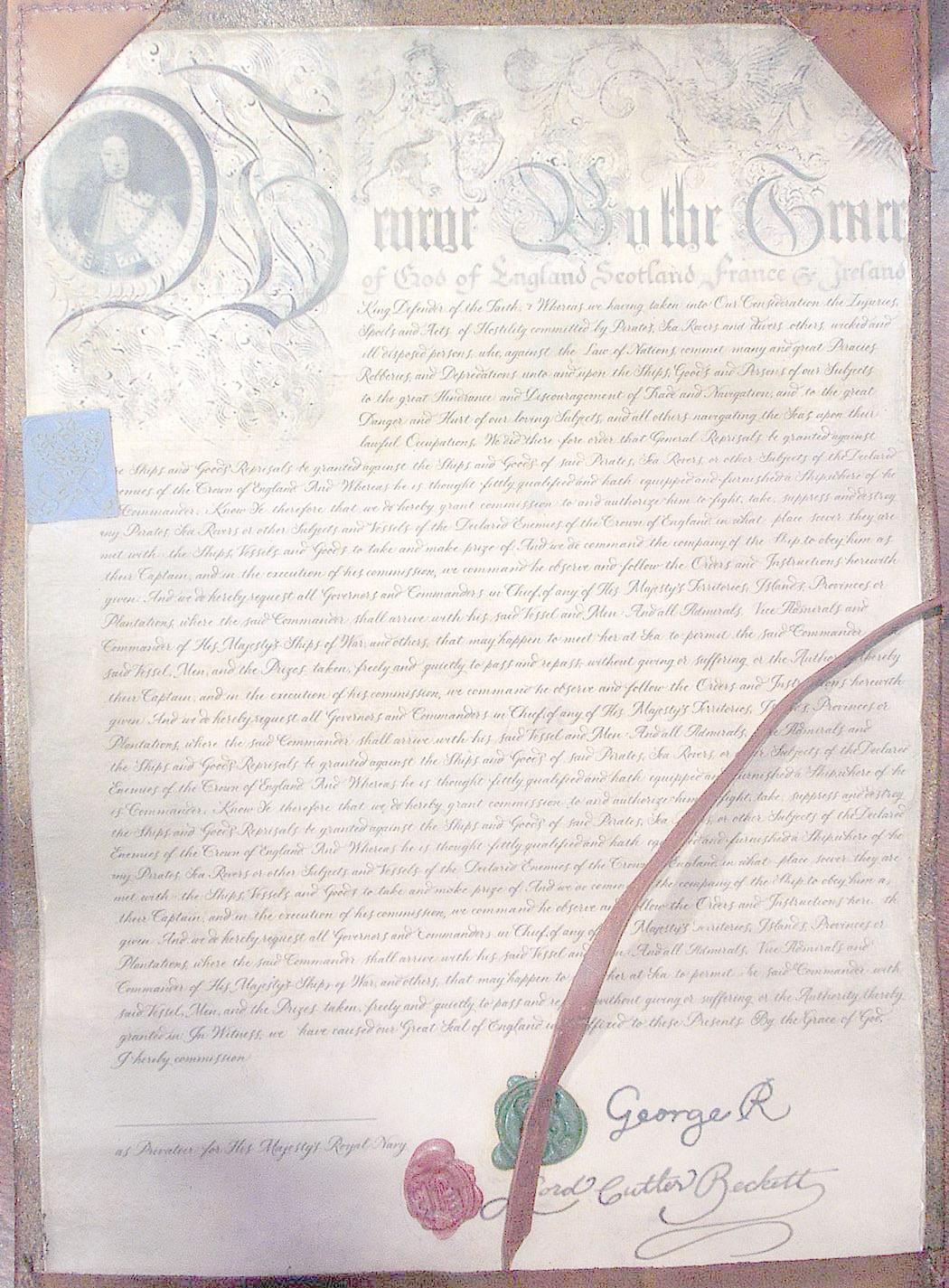 Letters of Marque | PotC Wiki | FANDOM powered by Wikia