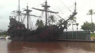 Queen Anne's Revenge Blackbeard's Ship