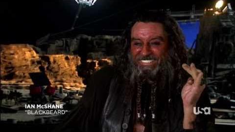 """""""Blackbeard, Zombies, Mermaids"""" Featurette 2"""
