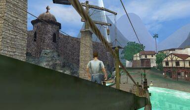 Port Royal morning