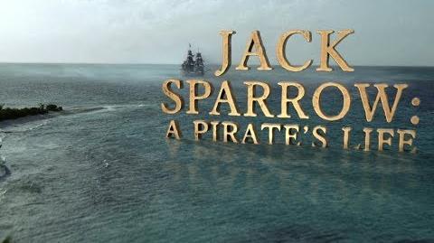 Jack Sparrow A Pirate's Life