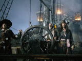 Crew of the Black Pearl