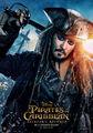 Pirates of the Caribbean Salazar's Revenge (UK) Character Poster 3 - 1 - Johnny Depp.jpg