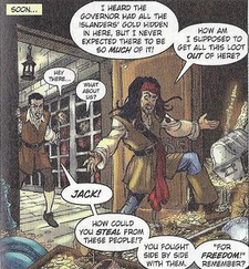 Jack treasure