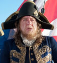 Hector Barbossa On Stranger Tides