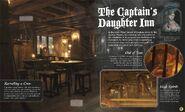 The Captain's Daughter Inn