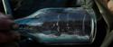 Black Pearl in a bottle