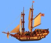 HMS Interseptor Lego