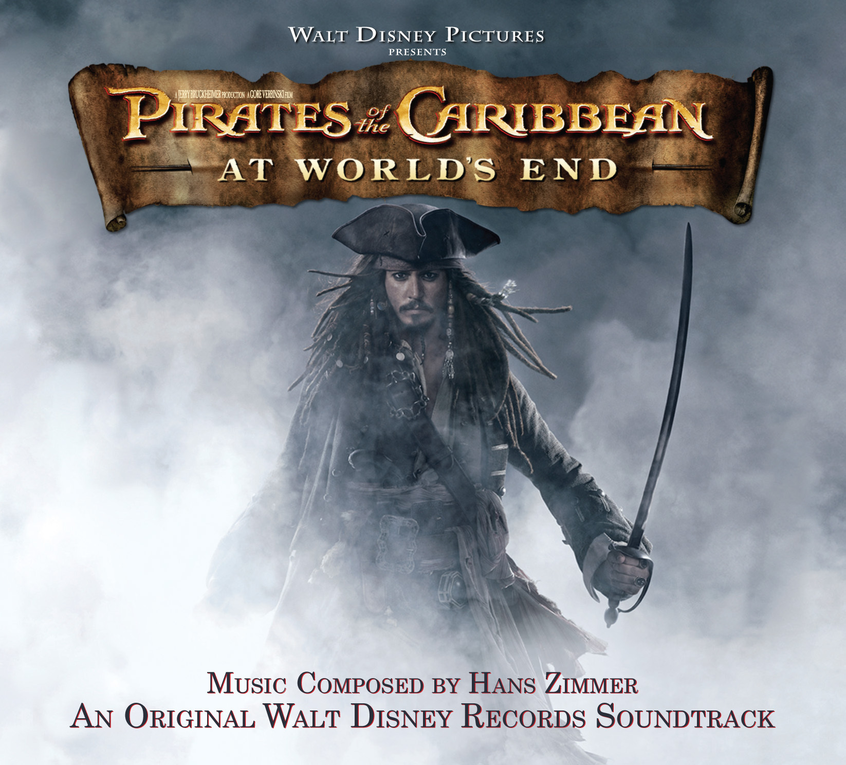 Pirates Of The Caribbean At World S End Soundtrack