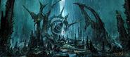 DMTNT Concept Art Poseidon's Tomb